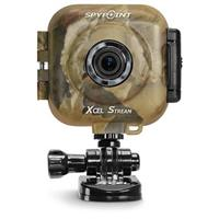 Spypoint XCEL Stream Action Camera With Camo Case