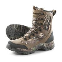 "Guide Gear Pursuit Men's Camo 9"" Hunting Boots, 800 Gram Thinsulate, Mossy Oak Break-Up Country"