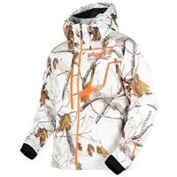 FXR Vertical Pro Waterproof Insulated Camo Softshell Jacket, Realtree Xtra / AP Snow