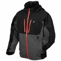 frogg toggs Pilot Guide Jacket, Black / Charcoal