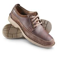 Clarks Seely Pace Casual Shoes, Brown Leather