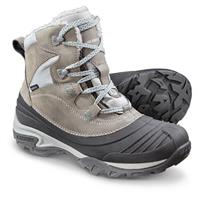 Merrell Women's Snowbound Mid Waterproof Boots, Charcoal