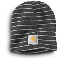 Carhartt Men's Prescott Knit Beanie Caps, 3 Pack, Black