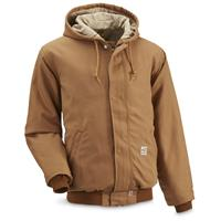 Carhartt Women's Midweight Canvas Jacket, Flame-Resistant