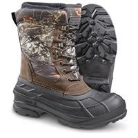 Kamik Men's Nation Camo Winter Boots, Mossy Oak Break-Up Infinity