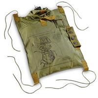 US Military Style Five Quart Collapsible Canteen, Reproduction