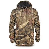 Walls Men's 10X Performance Fleece Pullover Hoodie, Mossy Oak Break-Up Infinity