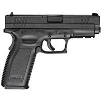 Springfield XD 4 inch Service, Semi-automatic, .40 Smith & Wesson, XD9102HC, 706397859367