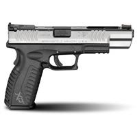 Springfield XD(M) 5.25 inch Competition, Semi-automatic, 9mm, XDM95259SHC, 706397889319