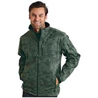 Roper Men's Printed Camo Soft Shell Jacket