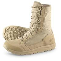 "Danner Tachyon Men's 8"" Tan Military Boots"