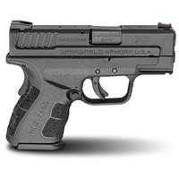 Springfield XD Mod.2 Sub-Compact, Semi-automatic, 9mm, XDG9801SP, 706397899509, 10-rd., with Gear Package