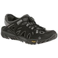 Women's Merrell All Out Blaze Sieve Hiking Shoes, Black