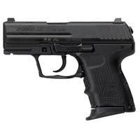 Heckler & Koch P2000SK V3 Handgun, Semi-automatic, 9mm, HK 709303A5, 642230244641