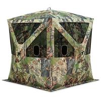 Big Cat 350 Hub Hunting Blind, Backwoods Camo