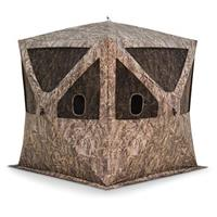 Big Cat 350 Hub Hunting Blind, Blades Camo