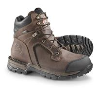 Irish Setter Men's Two Harbors Waterproof Work Boots, Brown