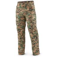 HQ ISSUE Men's Digital Camo Ripstop BDU Pants