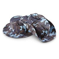 HQ ISSUE BDU Nigerian Boonie Hat, 2 Pack