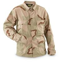 HQ ISSUE Men's BDU Shirt