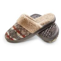 Women's Woolrich Kettle Creek Slippers, Java Blanket
