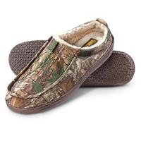 Guide Gear Deer Camp Mocs, Realtree Xtra