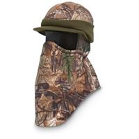 ScentLok Radar Fleece Head Cover, Realtree Xtra