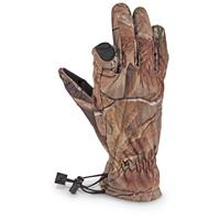Carhartt Magnet Fleece Hunting Gloves, Realtree Xtra