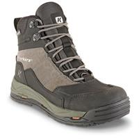 Korkers StormJack Men's 200 gram Thinsulate Insulation Winter Boots, Waterproof, Adaptable Traction, Gun Metal