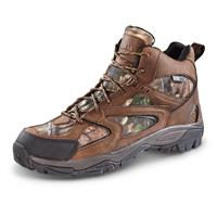 Guide Gear® Men's Arrowhead Hiking Boots, Waterproof, Mossy Oak Break-Up Conutry™