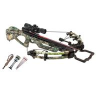 Parker Bows Tornado F4 Crossbow Package with 3X Pinpoint Scope