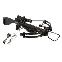 Parker Bows BlackHawk Crossbow Package with 1X Illuminated Multi-reticle Scope