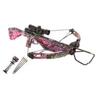 Parker Bows Challenger Ladies Crossbow Package with 3X Illuminated Multi-reticle Scope