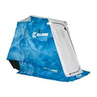 Kenai Pro Thermal Ice Shelter, Clam, 1-man