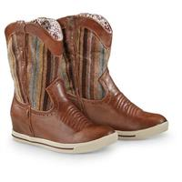 Women's Justin Caramel Gypsy Dust Boots, Brown