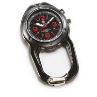 Smith & Wesson Tactical LED Clip Watch
