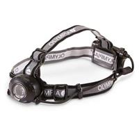 Olympia Explorer Series 230-lumen Adjustable Focus Headlamp