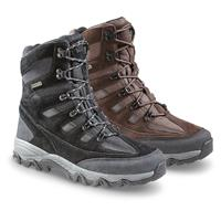 Guide Gear Men's 800 gram Thinsulate Ultra Insulation Zippel Bay Waterproof Winter Boots