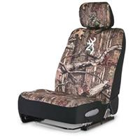 Neoprene Universal Low-back Camo Seat Cover, Browning