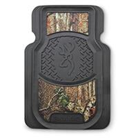 2-Pk. of Universal Camo Floor Mats, Browning