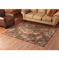 CASTLECREEK True Timber Mixed Pine Area Rug