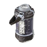 ePower 360 Black Widow 300 Lumen Rechargeable LED Lantern with Removable Flashlight, 6015