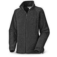 Columbia Women's Benton Springs Full-zip Fleece Jacket, Black