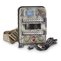 Recon Outdoors HS120 Game Camera, Extended IR Flash, 8MP