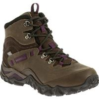 Women's Merrell Chameleon Shift Traveler Hiking Boots, Waterproof, Mid, Olive
