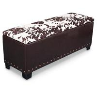 Gun Concealment Bench, Cowhide