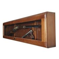 Horizontal Gun Display Case, American Furniture Classics