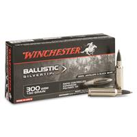 Winchester Short Magnum, .300 WSM, BST, 150 Grain, 20 Rounds