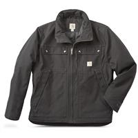 Carhartt Woodward Jacket, Irregular, Black