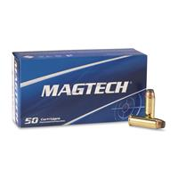 Magtech Revolver .500 S&W Featherweight 325 Grain SJSP, Reduced Recoil 20 rounds